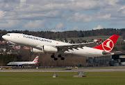TCJDPTurkish Airlines CargoAirbus A330243F (tc jdp )