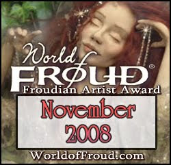 My Froud Artist Award