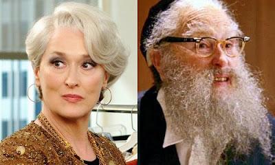 Meryl Streep - El Rabino
