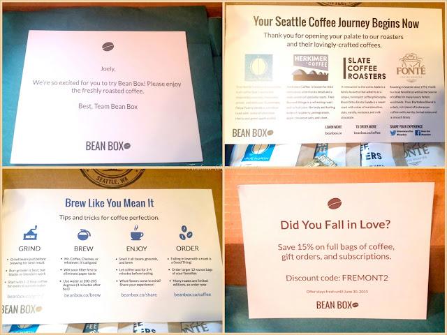 Start Your Bean Box Seattle Coffee Journey