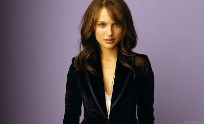 Natalie Portman HD Wallpaper-Hollywood Actress-04