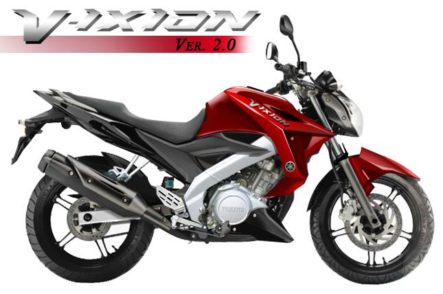 pendahulunya Yamaha Vixion. Namun untuk spesifikasi mesin New Vixion  title=
