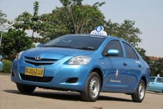 Beli Mobil Bekas Taxi Blue Bird