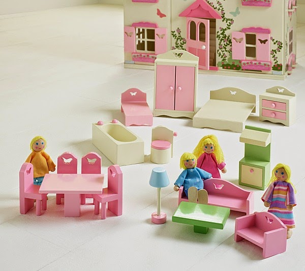 Attractive Doll House Furniture Sets. I\u0027ve Also Got The Asda Dolls House Furniture  Set
