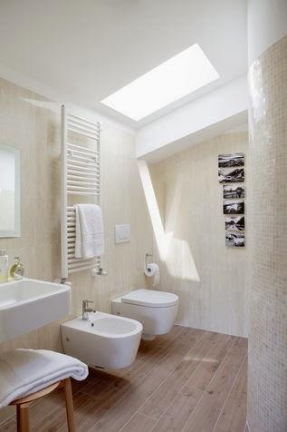 Fotos de ba os muy peque os colores en casa - Banos muy pequenos ...