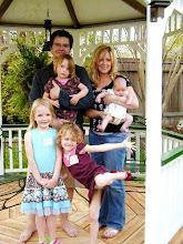 Aaron, Corina, Ally, Maggie, Henna and Olivia