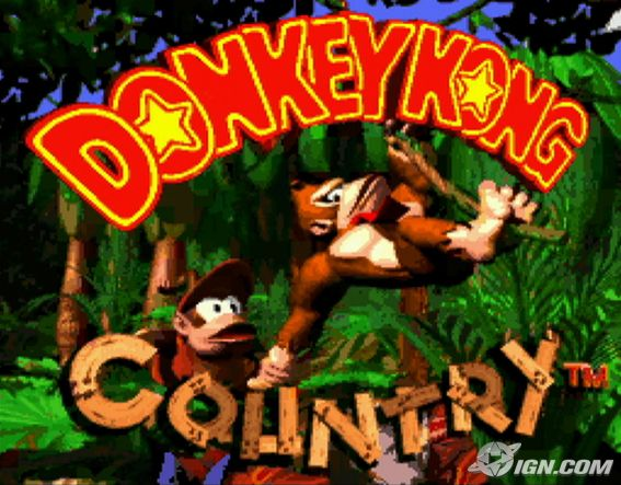 donkey kong country 2 dk: