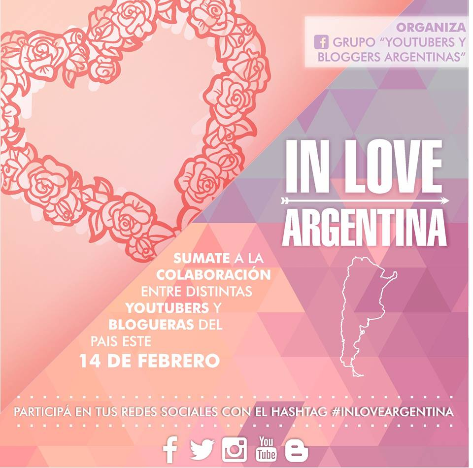 #inloveargentina