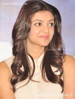 Kajal At Baadshah Success Meet Photos