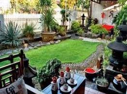 Model Taman Kecil Depan Rumah
