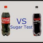 (Video) Sugar-Test: Cola vs. Cola Zero