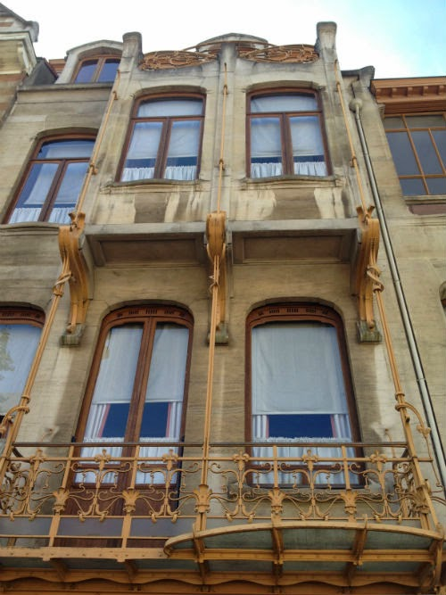 Victor Horta Museum in Brussels
