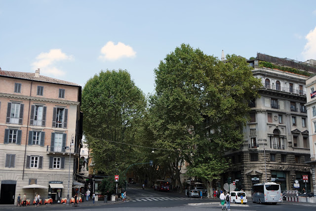 Photo, blog, Rome