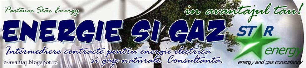 Energie si gaz