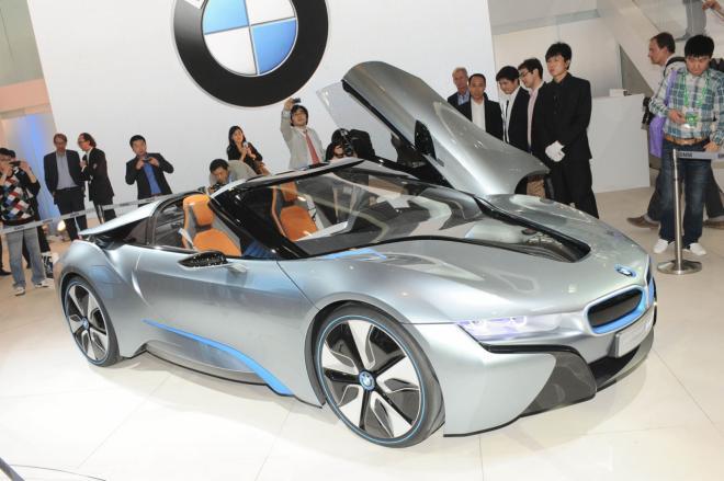 2011 Bmw I8 Concept Best Techno Buzz