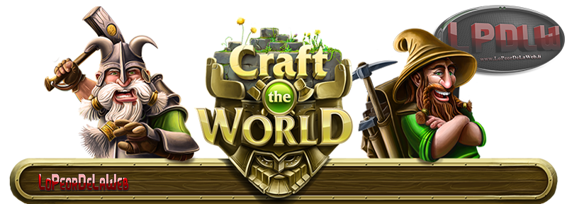 Craft The World Multilenguaje (Castellano) (Mega)