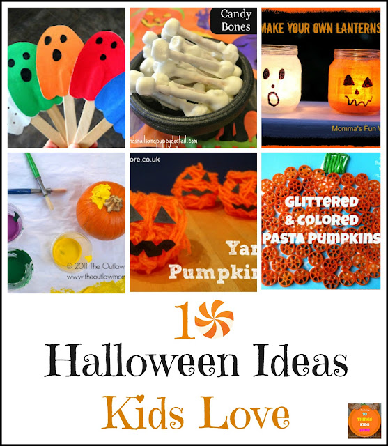 10 Halloween Ideas Kids Love