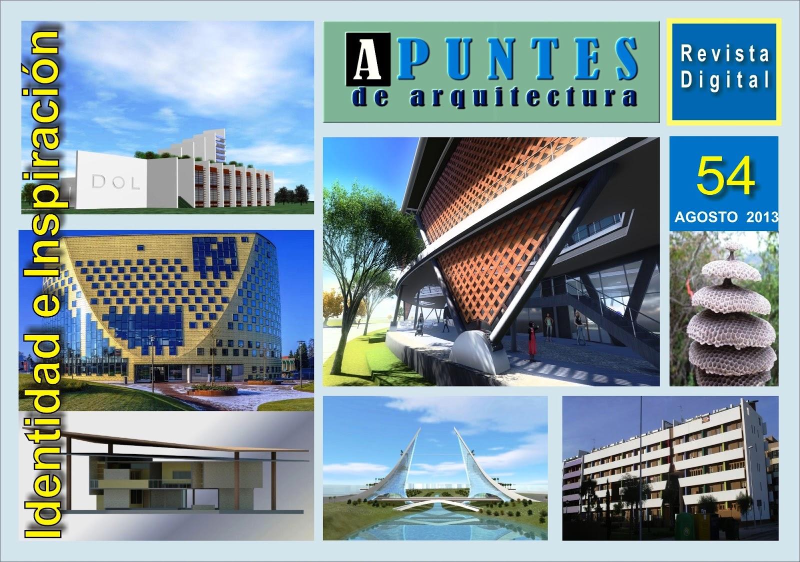 Apuntes revista digital de arquitectura revista digital for Revistas arquitectura espana