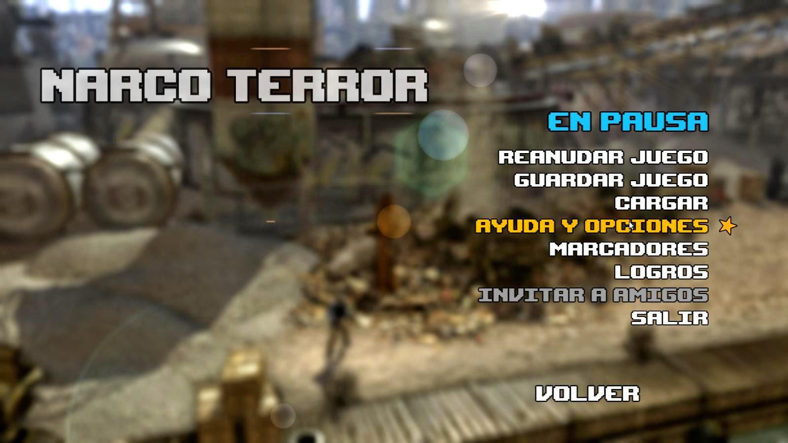 Narco Terror Multilenguaje (Español)