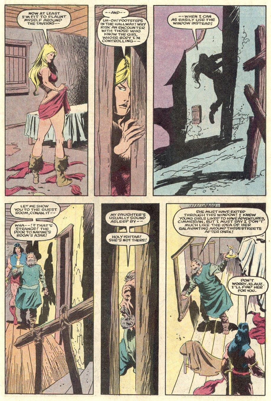 Conan the Barbarian (1970) Issue #165 #177 - English 8