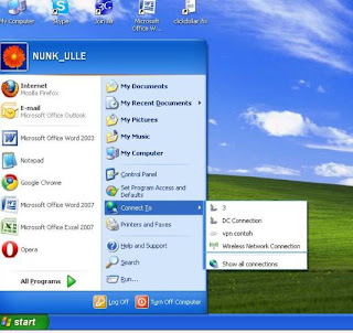 Tutorial Membuat VPN Pada Windows XP