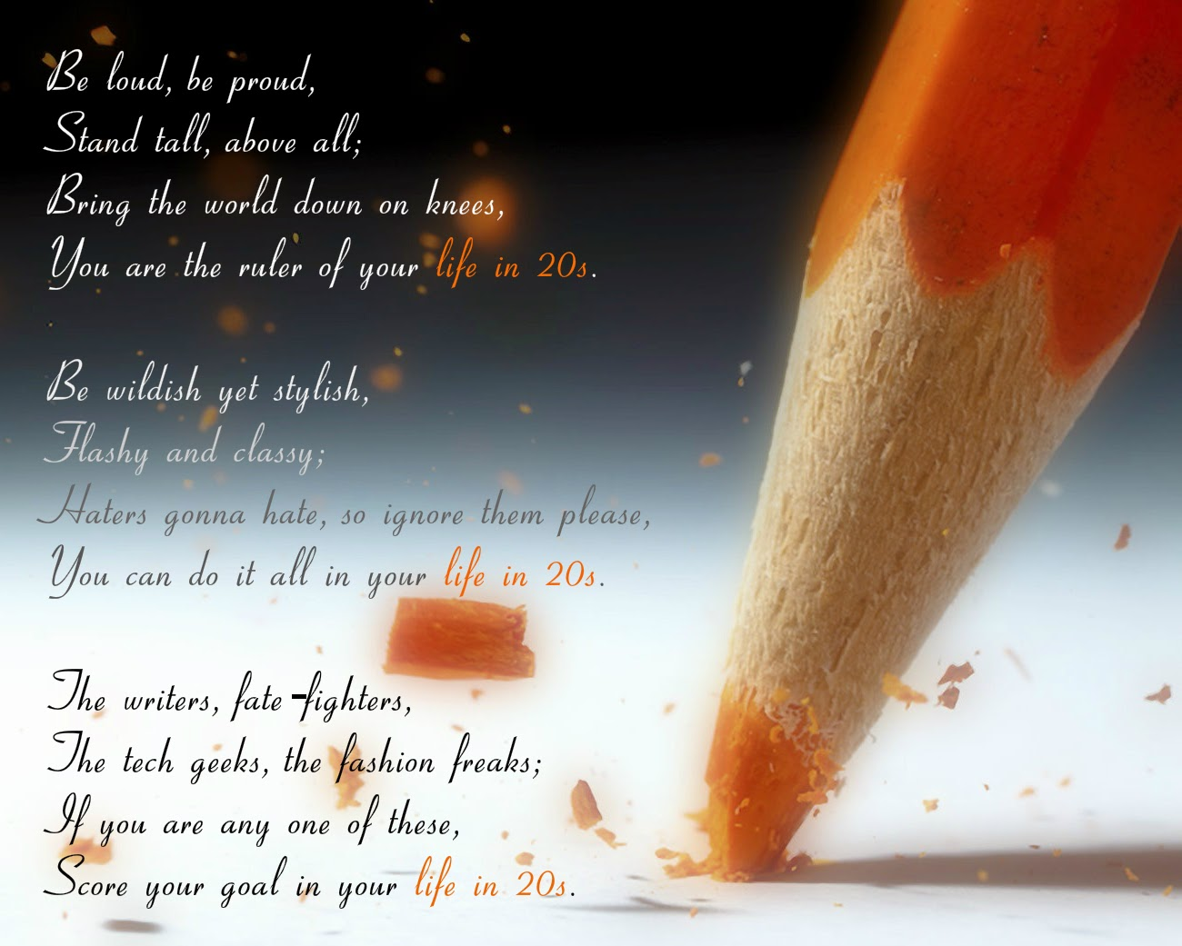 Youth Poem