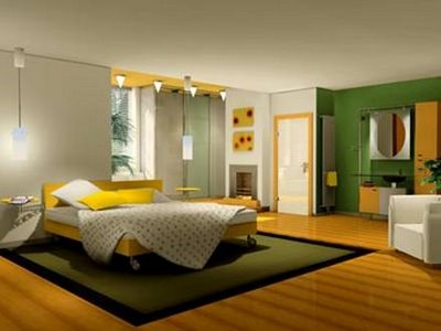Modern Bedroom Decorating Ideas | Interior