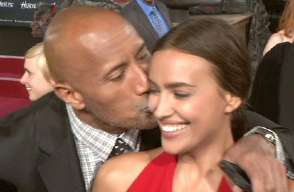 If Cristiano Ronaldo was romantically close to a Spanish television reporter, Villalon, the 29-year-old is rumored to have become quite close on new romantic relationship story with Dwayne Johnson, 42.