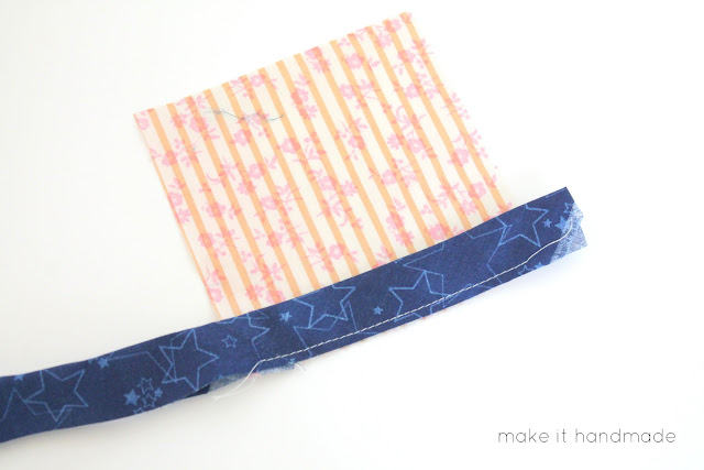 How to avoid all that tedious ironing that comes with making bias tape. Bind your projects with no iron bias strips