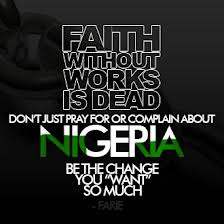 Nigeria needs more than prayers