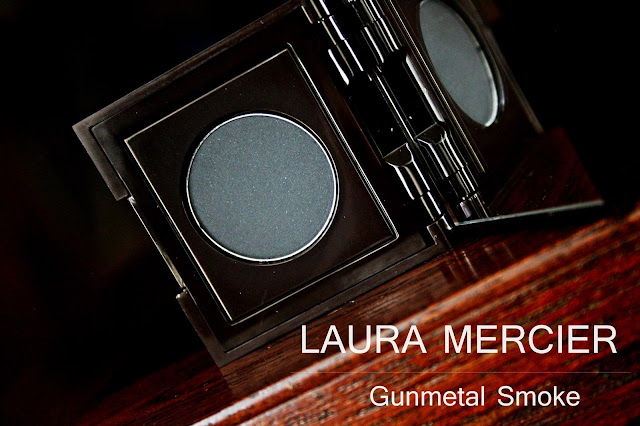 Laura Mercier Cake Eyeliner in Gunmetal Smoke Laura Mercier White Magic Holiday Collection