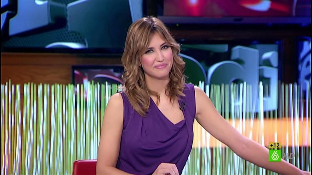 SANDRA SABATES, EL INTERMEDIO (13.01.14)