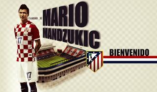 Mario Mandzukic menjadi target Juventus