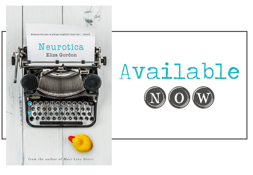 Neurotica by Eliza Gordon – Release Announcement