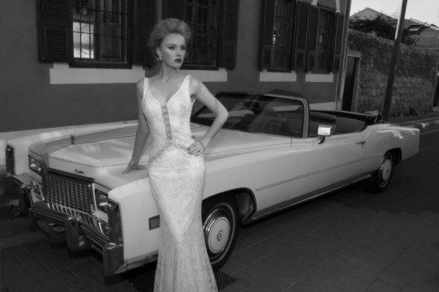 |Lindos vestidos de novias | Coleccion Solo Merav