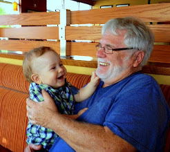 Grandpa with Grandson Mason