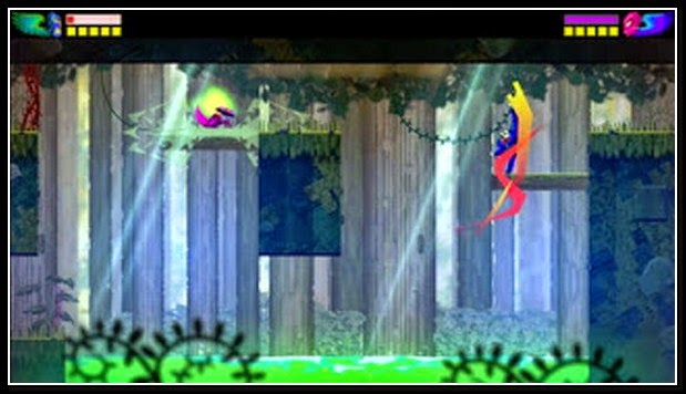 how to play guacamelee online