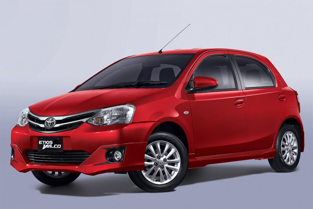 Toyota Etios 2015 - Indonésia