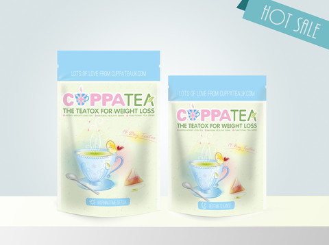 cuppatea, 14 day teatox, kurangkan berat badan dengan teh