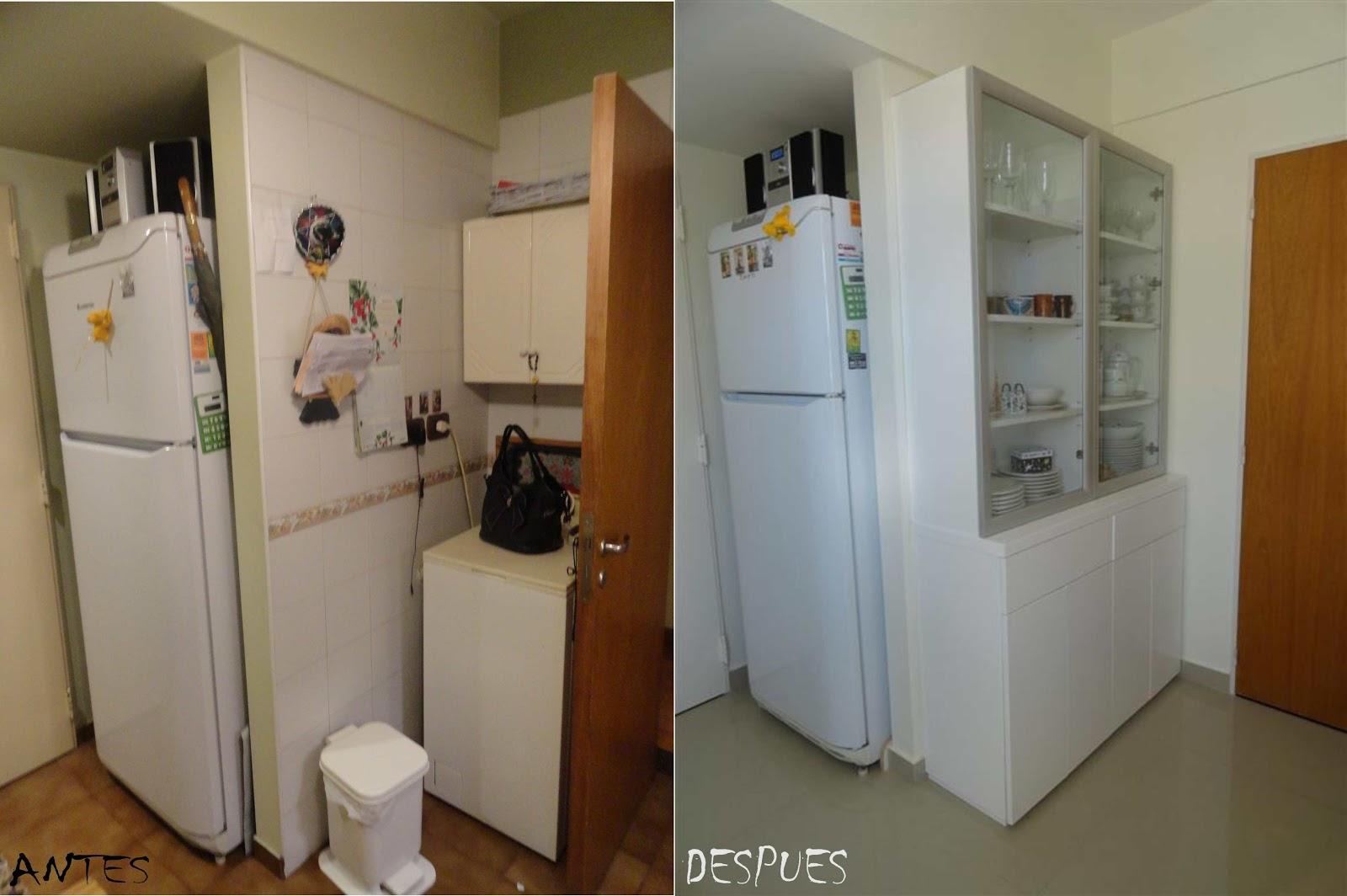 Arquitectura a tu medida remodelacion de una cocina for Como instalar una terma electrica