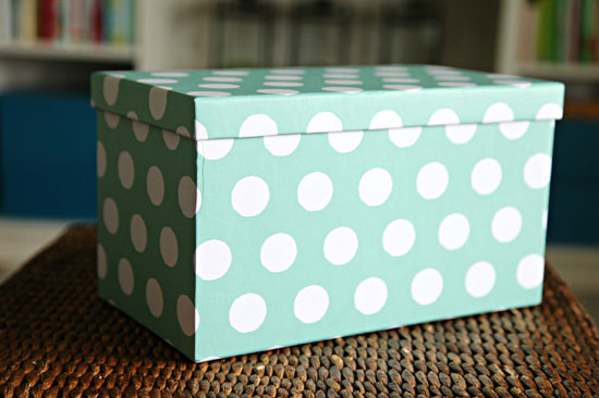 IHeart Organizing Greetings Card Organization – Birthday Cards in a Box