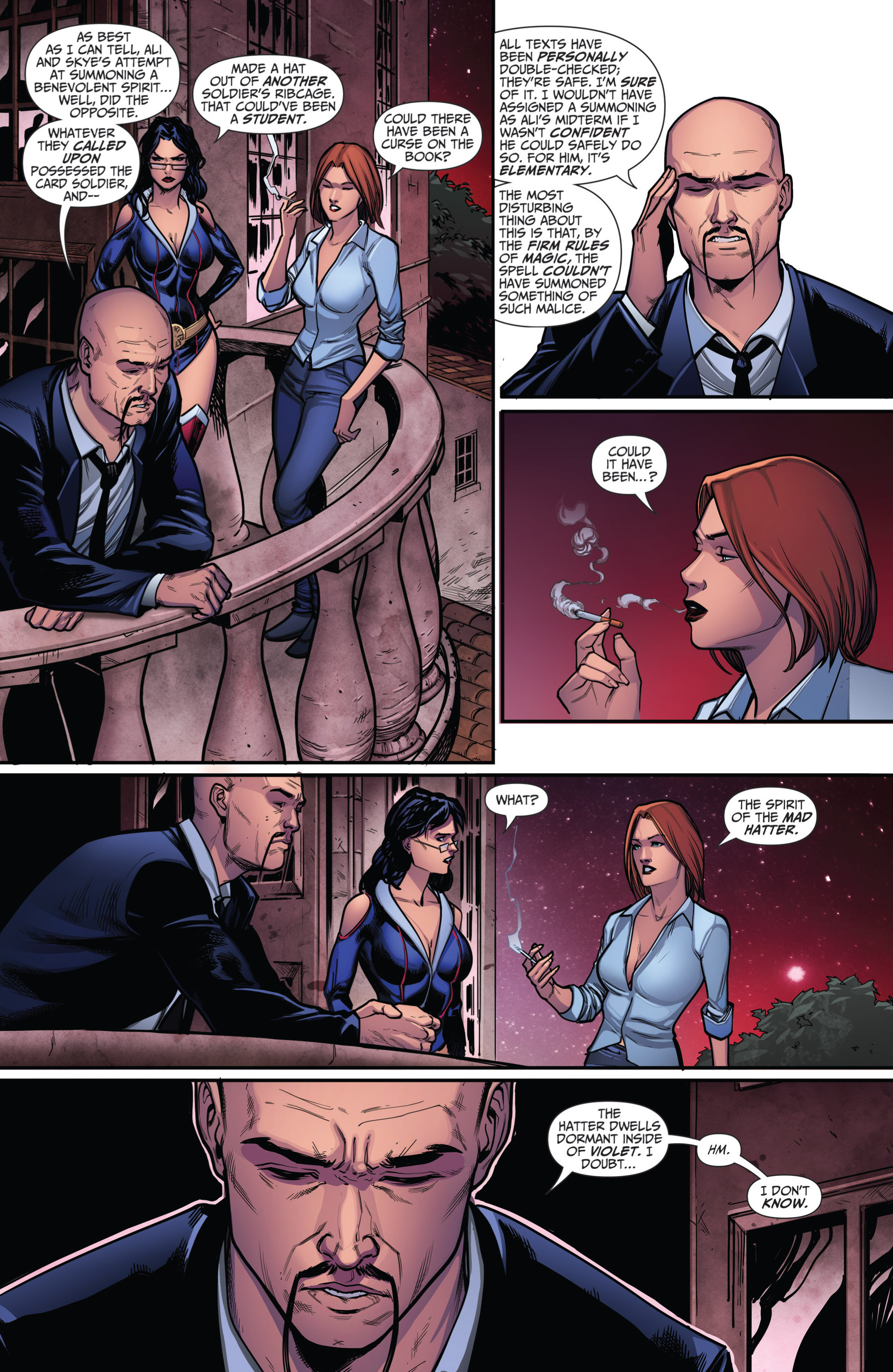 Grimm Fairy Tales (2005) Issue #108 #111 - English 20