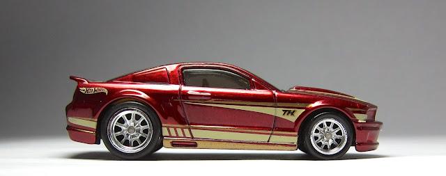 Hot Wheels Mustang