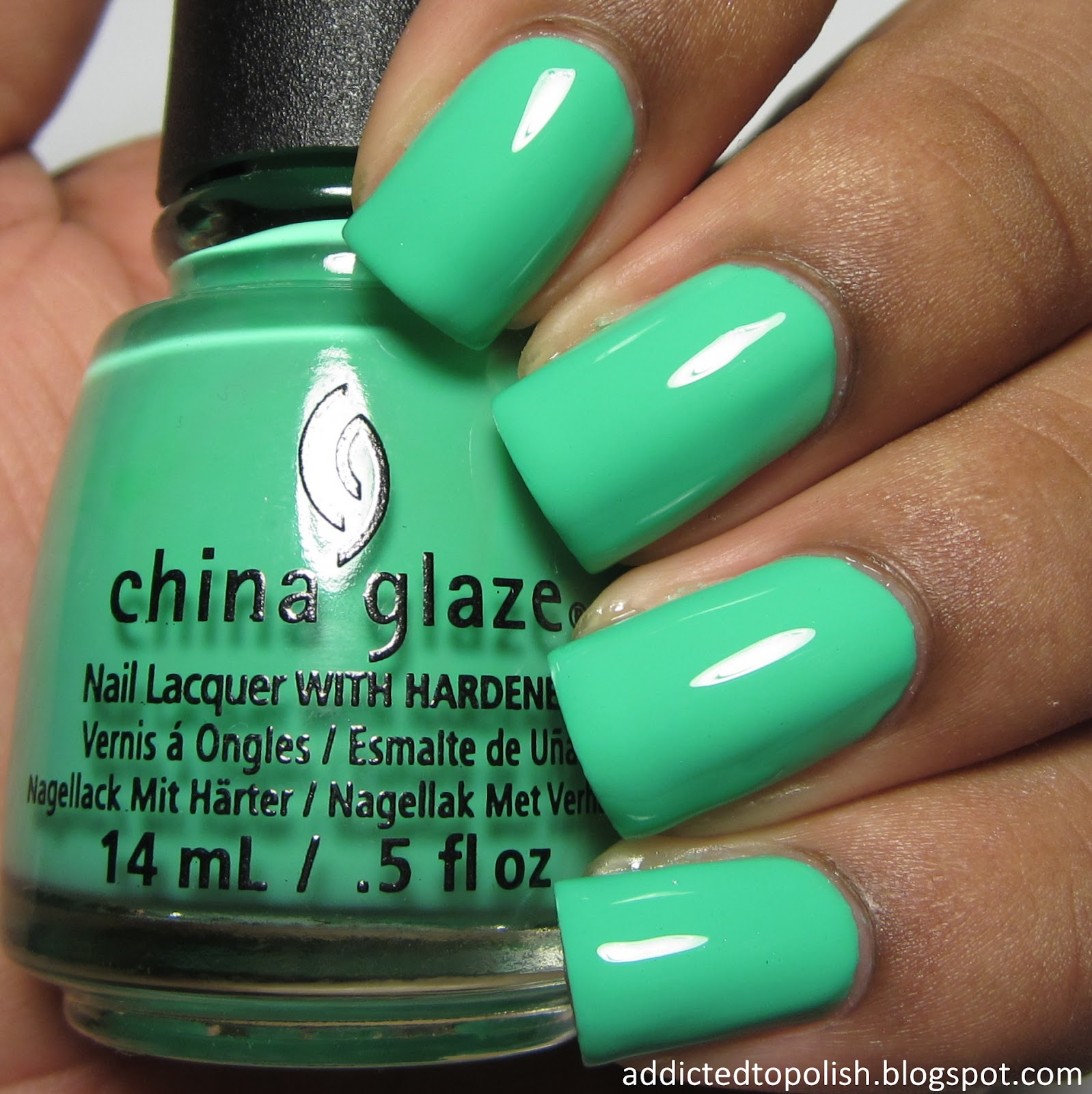 china glaze treble maker summer 2015 electric nights