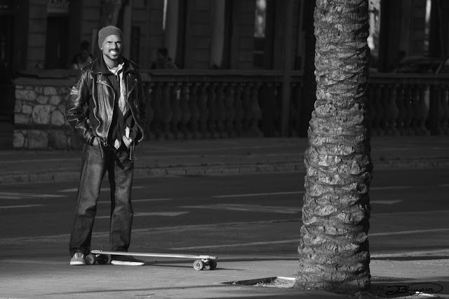 Skate life street Barcelona