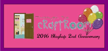 Through the Craft Room Door
