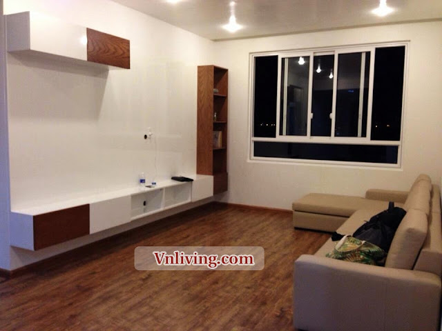 Tropic Garden 2 bedrooms 82 sqm for rent river view furnished
