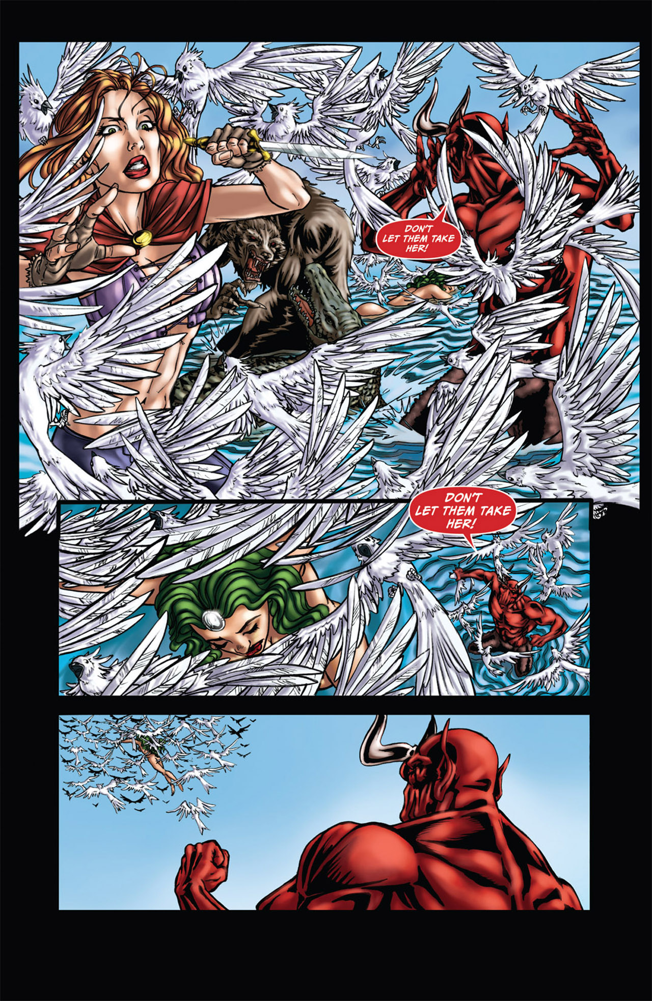 Grimm Fairy Tales (2005) Issue #60 #63 - English 6