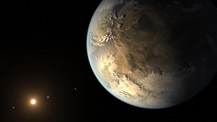 Un exoplaneta muy parecido al nuestro.