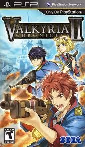 Download - Valkyria Chronicles II - PSP - ISO